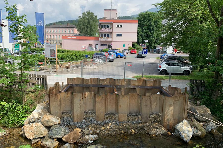 Bauamt Stadtgemeinde Mürzzuschlagmndungsbauwerkfroschnitzmaierhoferbach