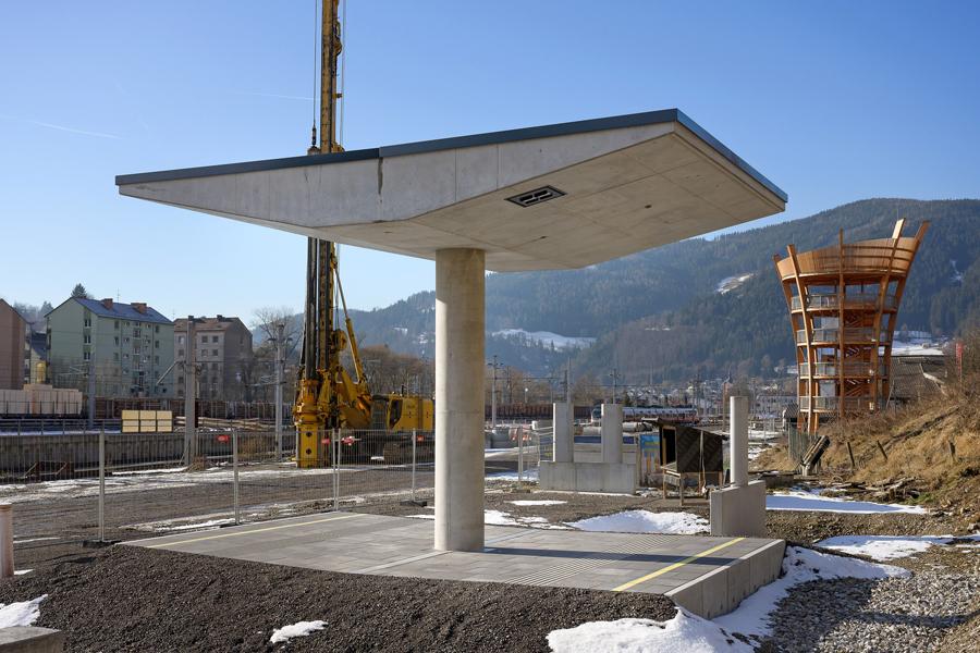 OEBB-Bahnhof-Muerzzuschlag-2020-01-14PMZBahnsteigmodell01-FotoGRAFEBNER